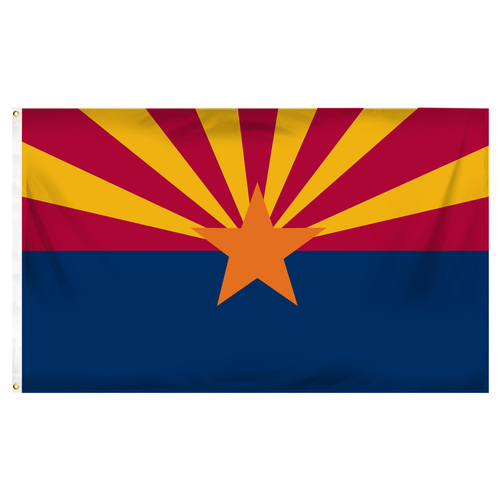 Arizona 4ft. x 6ft. SpectraPro Flag