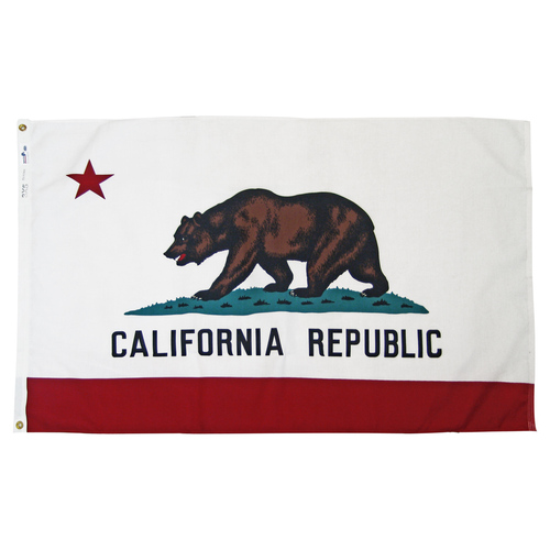 California 5ft x 8ft SpectraPro Flags