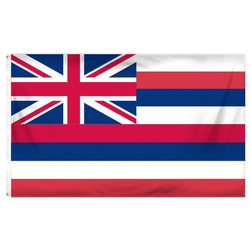 Hawaii 3ft x 5ft Printed Polyester Flag