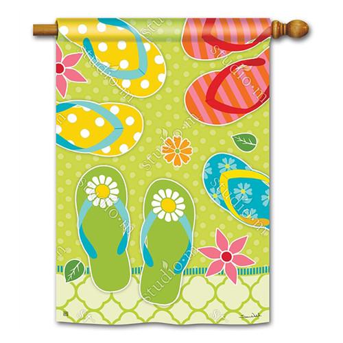 Summer Banner Flag - Hello Summer