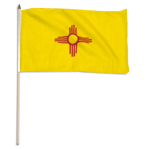 New Mexico flag 12 x 18 inch