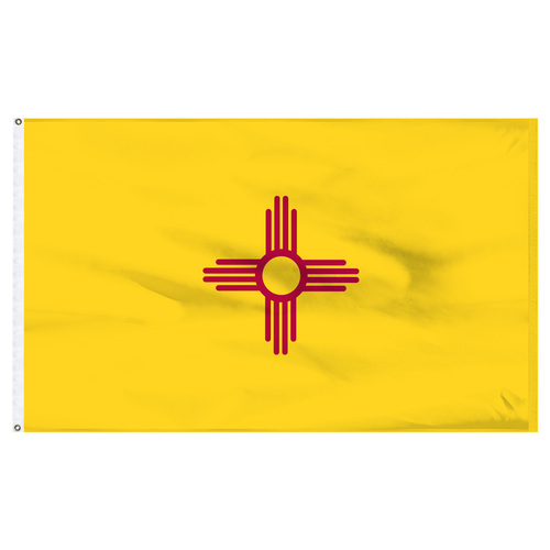 New Mexico Flag 5 x 8 Feet Nylon