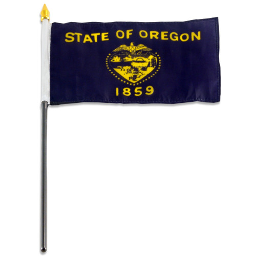 Oregon flag 4 x 6 inch