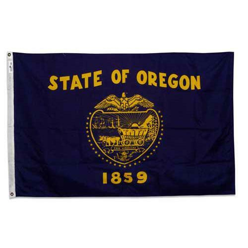 Oregon 5ft x 8ft Spectra Pro Flag