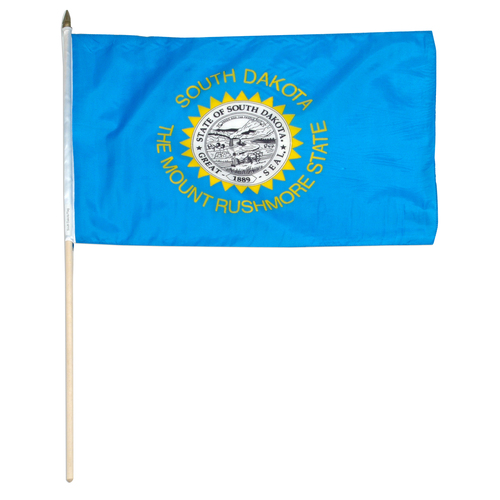 South Dakota flag 12 x 18 inch