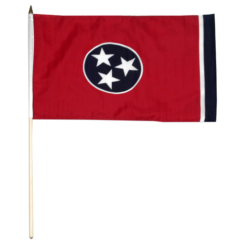 Tennessee flag 12 x 18 inch