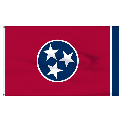 Tennessee flag 6 x 10 feet nylon