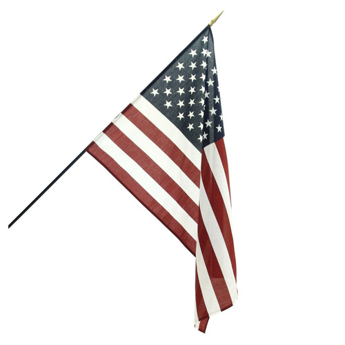 Super Tough Classroom Flag - 2ft x 3ft size American Flag for schools
