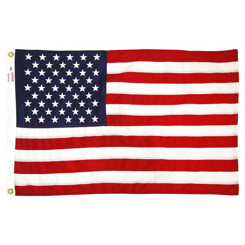 USA Flag 2ft x 3ft Sewn Nylon by Valley Forge Flag