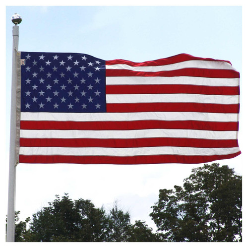 USA 30'  x 50' Poly Max Flag