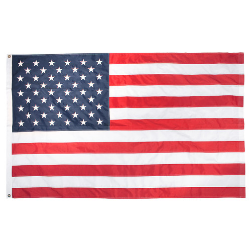4ft x 6ft Nylon US Flag - Imported