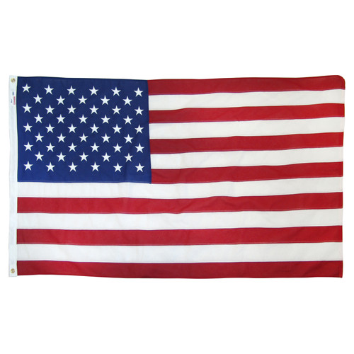 American Flag 4ft x 6ft Cotton Best Brand by Valley Forge