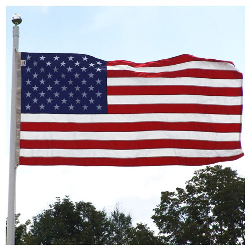 USA 50ft x 80ft Nylon Flag