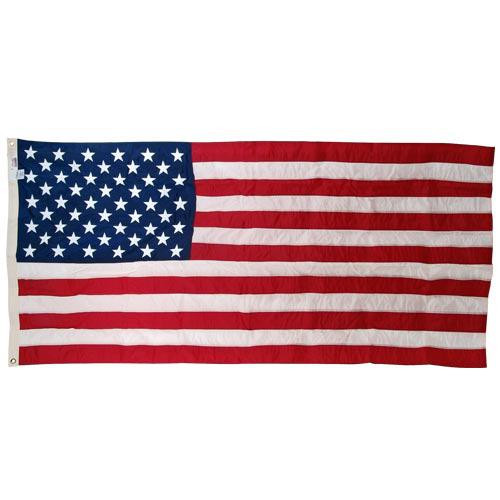 """G-Spec Large Nylon Flag (5' x 9'6"""") - Government Flags"""