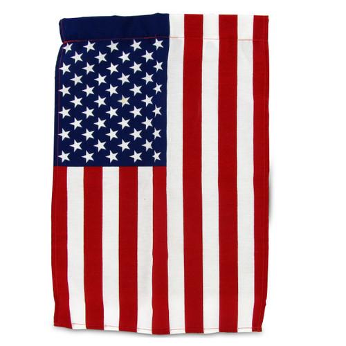 """12"""" x 18"""" US Polycotton Garden Flag"""