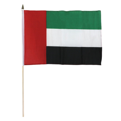 United Arab Emirates flag 12 x 18 inch