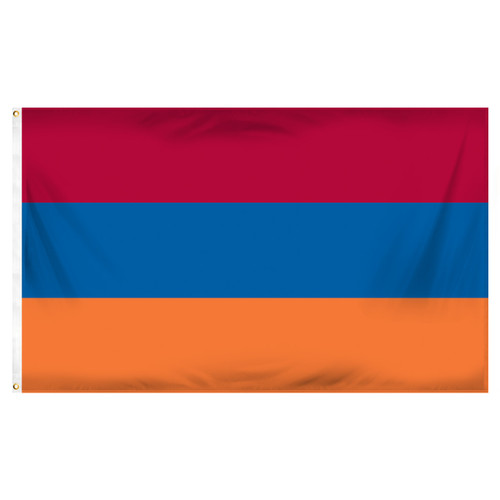 Armenia 3ft x 5ft Printed Polyester Flag