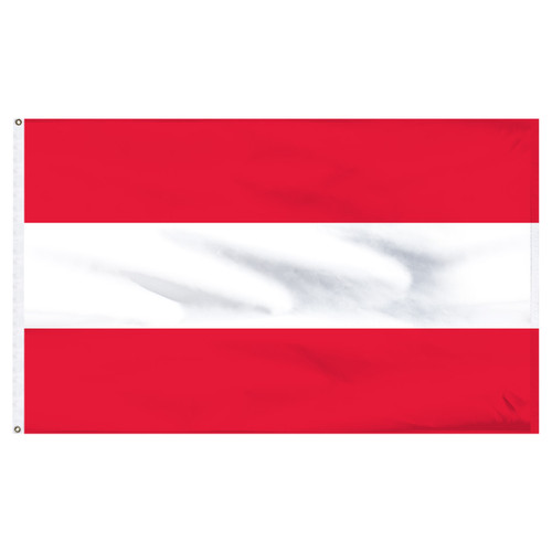 Austria 5ft x 8ft Nylon Flag