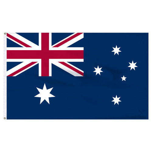 Australia 5ft x 8ft Nylon Flag
