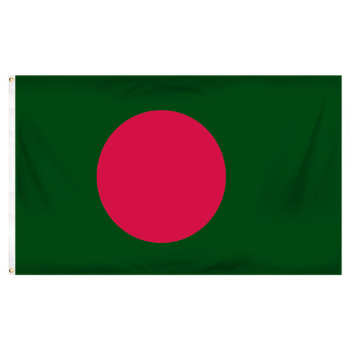 Bangladesh 3ft x 5ft Printed Polyester Flag