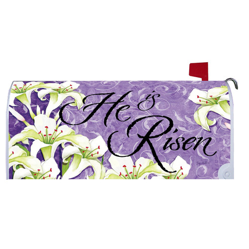 Easter Mailbox Cover - Joy Hall