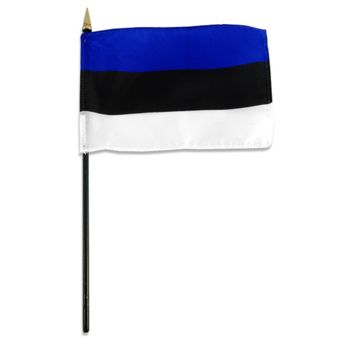 Estonia flag 4 x 6 inch