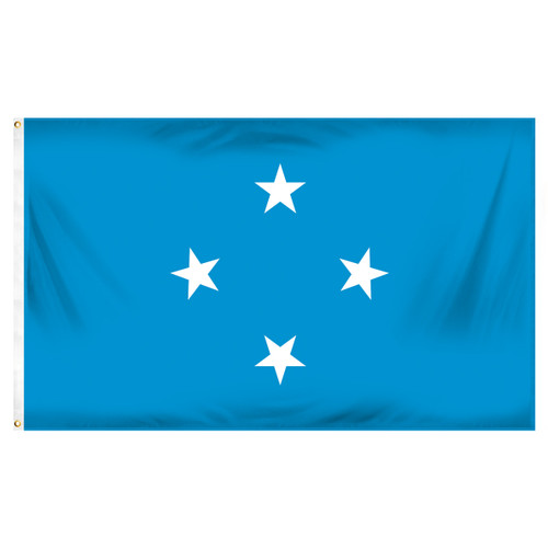 Micronesia 3ft x 5ft Printed Polyester Flag