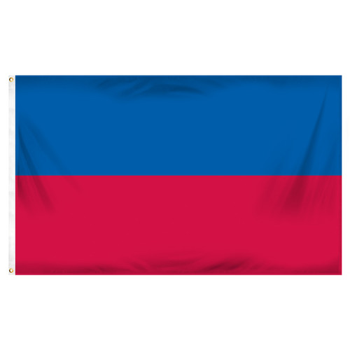 Haiti 3ft x 5ft Printed Polyester Flag
