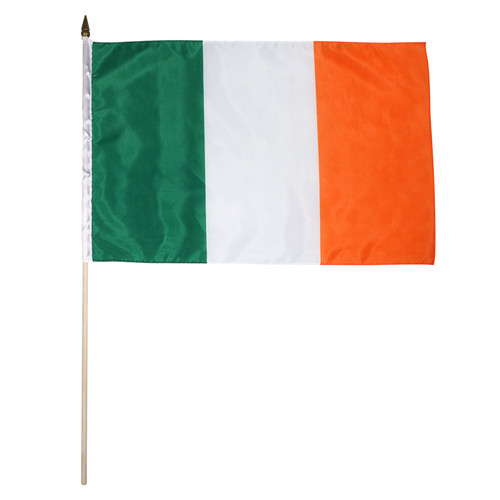 Ireland 12in x 18in Flag