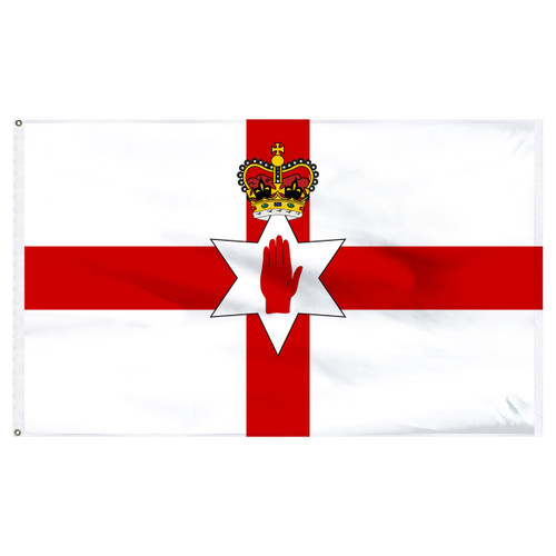 Northern Ireland 3ft x 5ft Nylon Flag