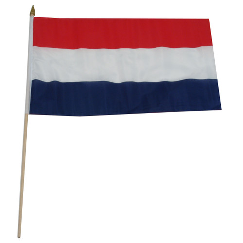 Netherlands flag 12 x 18 inch