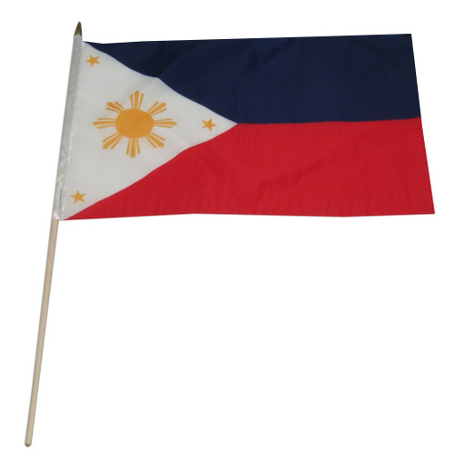 Philippines flag 12 x 18 inch