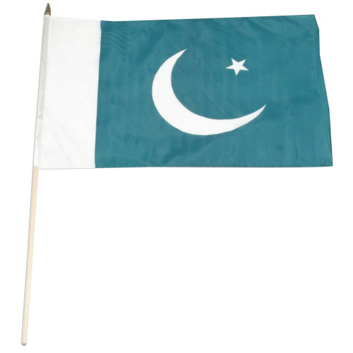 Pakistan flag 12 x 18 inch