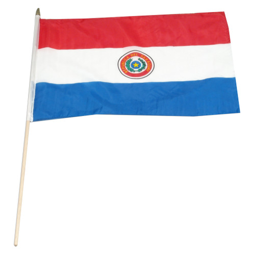 Paraguay flag 12 x 18 inch