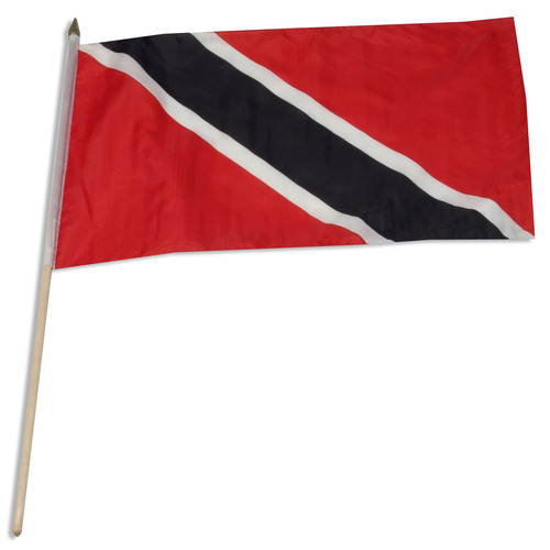 Trinidad and Tobago 12in x 18in Flag