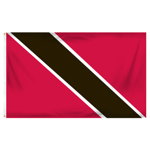 Trinidad and Tobago 3ft x 5ft Printed Polyester Flag