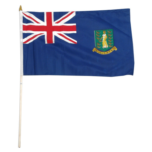 British Virgin Islands 12 x 18 Inch Flag
