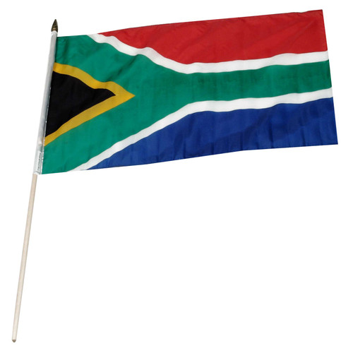South Africa flag 12 x 18 inch