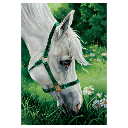 Everyday Garden Flag - Meadow Horse