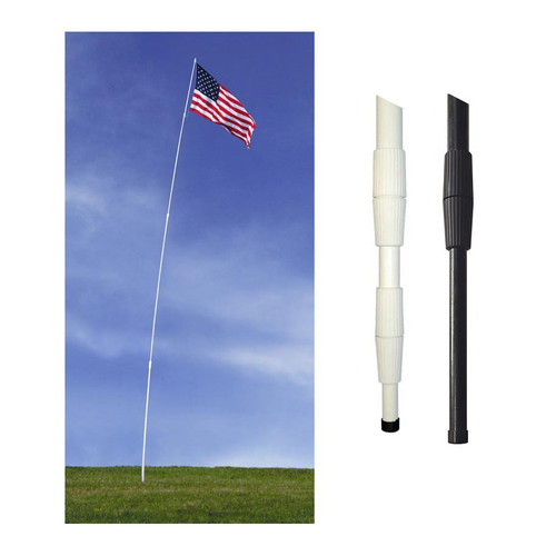 Telescoping SuperFlex Poles