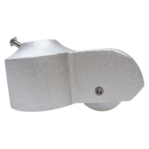 """Cap Style Stationary Truck - Single Pulley - 3 1/2"""" - OT35"""