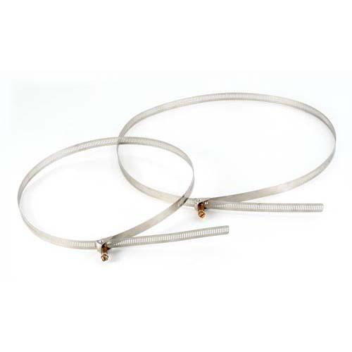 Stainless Steel Mounting Strap 16in