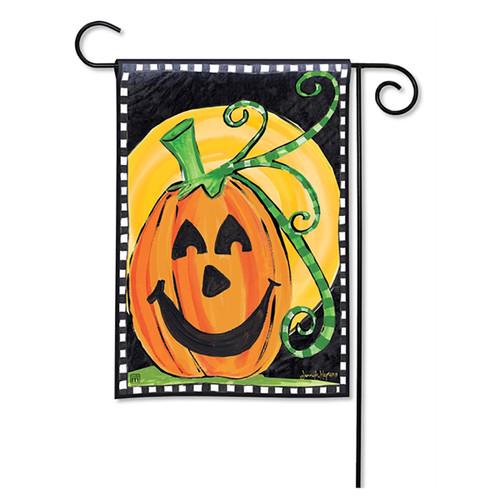 Halloween Garden Flag - Halloween is Here!