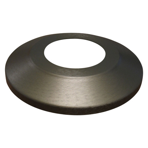 Bronze Aluminum Flash Collar 4""