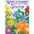 Carson Summer Garden Flag - Colorful Blend