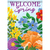 Carson Summer Banner Flag - Colorful Blend