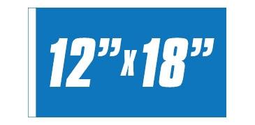 12x18 Inch