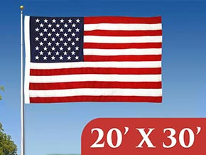 20' x 30' Flags
