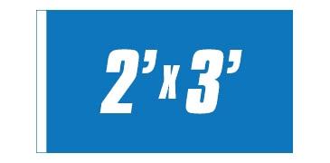 2x3 Ft