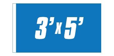 3x5 Ft